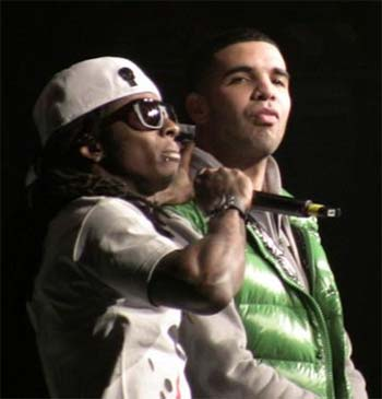 Download Lil Wayne feat. Drake – Right Above It
